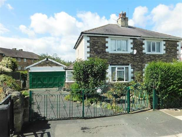 2 Bedrooms Semi Detached House for sale in Brookfield Road, Shipley