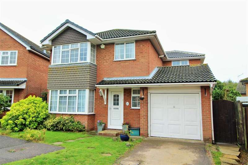 5 Bedrooms Detached House for sale in St. Andrews Gardens, Colchester
