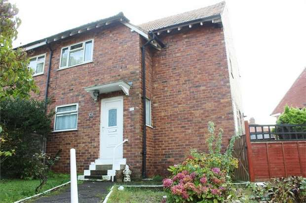 3 Bedrooms Semi Detached House for sale in Fieldside, Scarborough, North Yorkshire