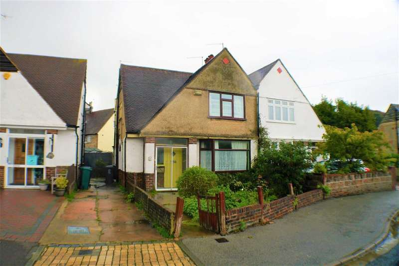 Semi Detached House for sale in Windlesham Close, Portslade