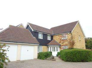 4 Bedrooms Detached House for sale in Campbell Road, Hawkinge, Folkestone, Kent