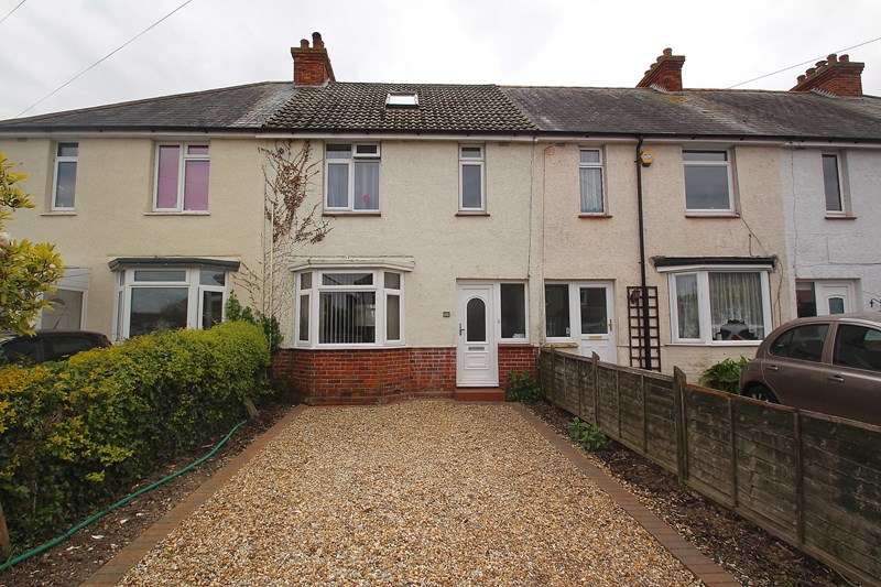 4 Bedrooms Terraced House for sale in Johns Road, Fareham