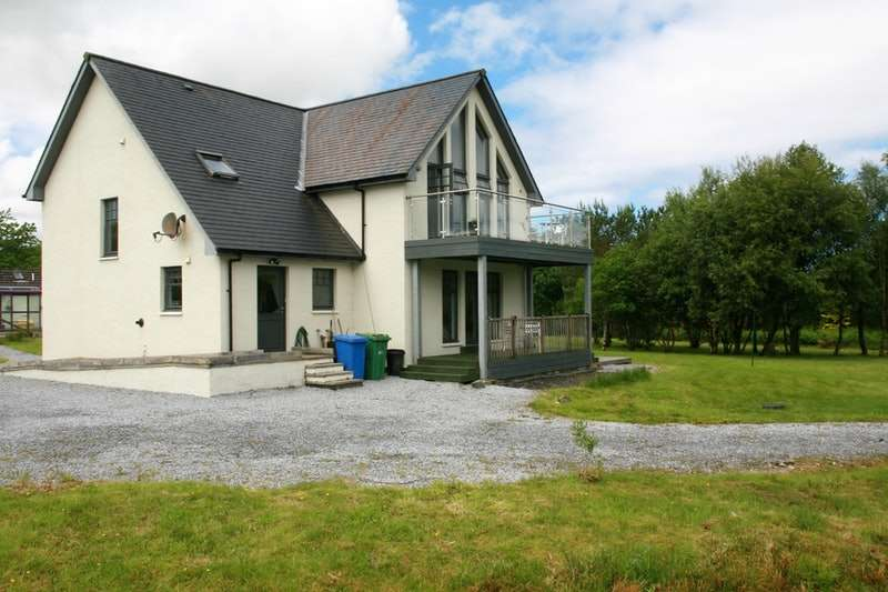 4 Bedrooms Detached House for sale in ,, Acharacle, Highland, PH36