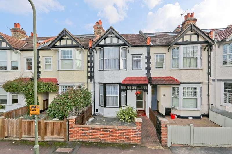 3 Bedrooms Terraced House for sale in Kenilworth Road, Penge , London, SE20