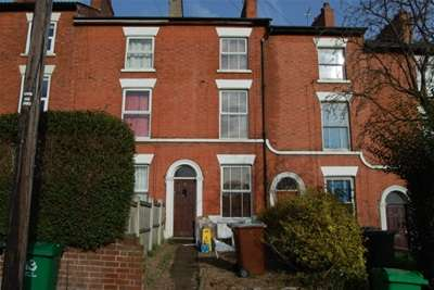 3 Bedrooms Terraced House for rent in 3 bed, Cromwell St, Arboretum