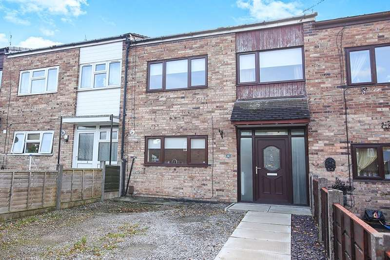 3 Bedrooms Terraced House for sale in Jodrell Street, Macclesfield, SK11
