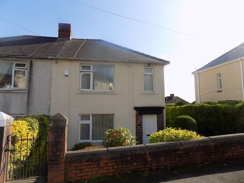 3 Bedrooms Semi Detached House for sale in Brynglas Avenue, Cwmavon, Port Talbot, Neath Port Talbot. SA12 9LF