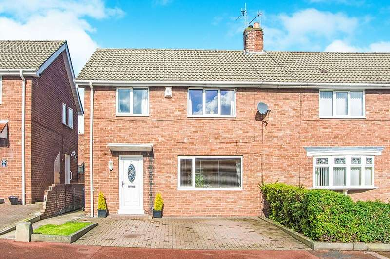 3 Bedrooms Semi Detached House for sale in Victoria Street, Dunston, Gateshead, NE11