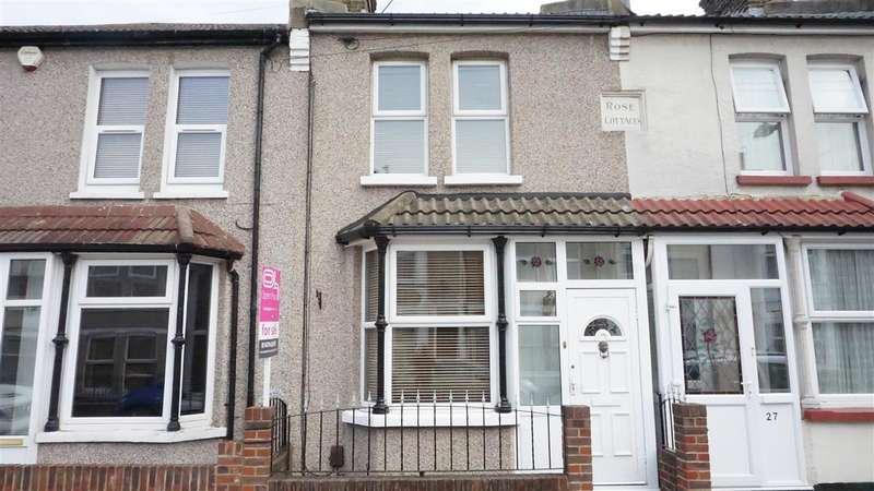 3 Bedrooms Terraced House for sale in Alfred Road, Gravesend