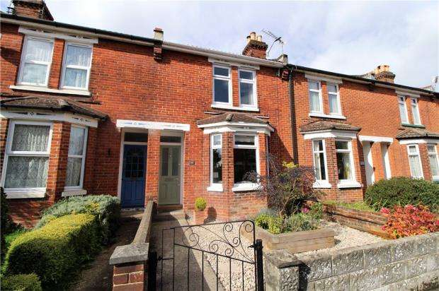 3 Bedrooms Terraced House for sale in Eastleigh, SO50