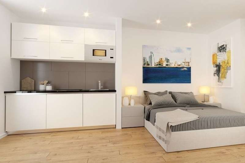 1 Bedroom Flat for sale in Phoenix Place Iliad Street, Liverpool, L5