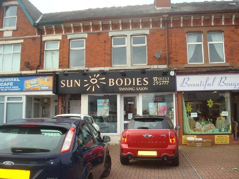 Retail Property (high Street) Commercial for sale in Bispham Road, BISPHAM, FY2 0NG