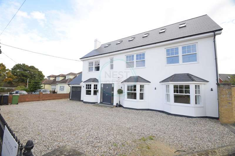 5 Bedrooms Detached House for sale in Hullbridge Road, Rayleigh