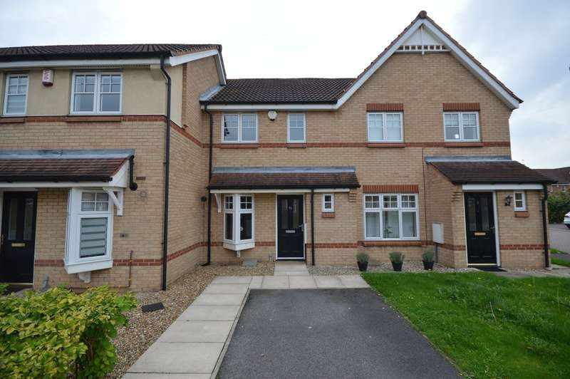 2 Bedrooms Town House for sale in Mill Chase Road, Alverthorpe, Wakefield