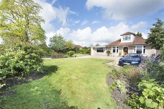4 Bedrooms Detached Bungalow for sale in High Street, Chapmanslade