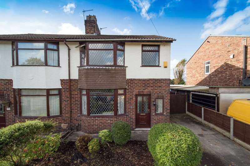 3 Bedrooms Semi Detached House for sale in Jubits lane, St helens, Merseyside, WA9