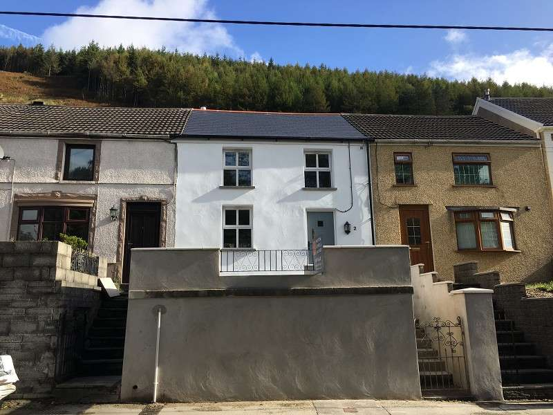 2 Bedrooms Terraced House for sale in Twynpandy , Pontrhydyfen, Port Talbot, Neath Port Talbot. SA12 9TW