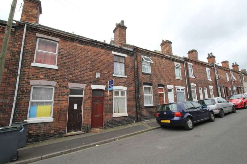 2 Bedrooms Terraced House for sale in Century Street, Stoke-On-Trent, ST1