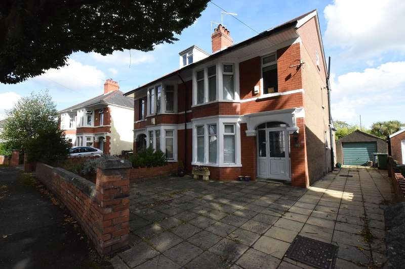 5 Bedrooms Semi Detached House for sale in Kyle Crescent, Whitchurch, Cardiff. CF14 1ST