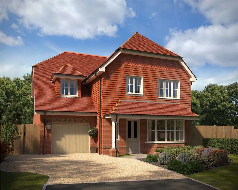 4 Bedrooms Detached House for sale in Godstone Road, Lingfield, Surrey, RH7
