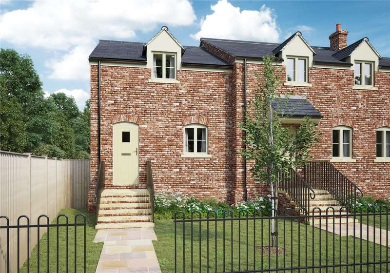 2 Bedrooms Semi Detached House for sale in Plot 6, Lake Lane, Frampton on Severn, Gloucester, GL2