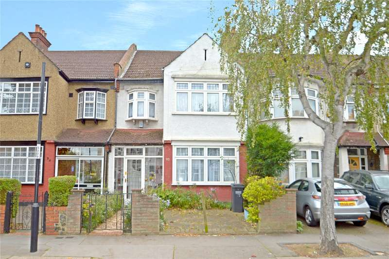 3 Bedrooms Terraced House for sale in Bingham Road, Croydon
