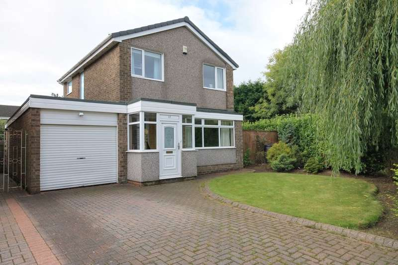 3 Bedrooms Detached House for sale in Redmires Close, Ouston, DH2