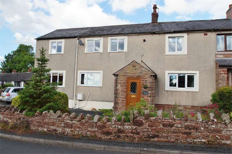4 Bedrooms Semi Detached House for sale in CA4 8EA Station Road, Cumwhinton, Carlisle, Cumbria