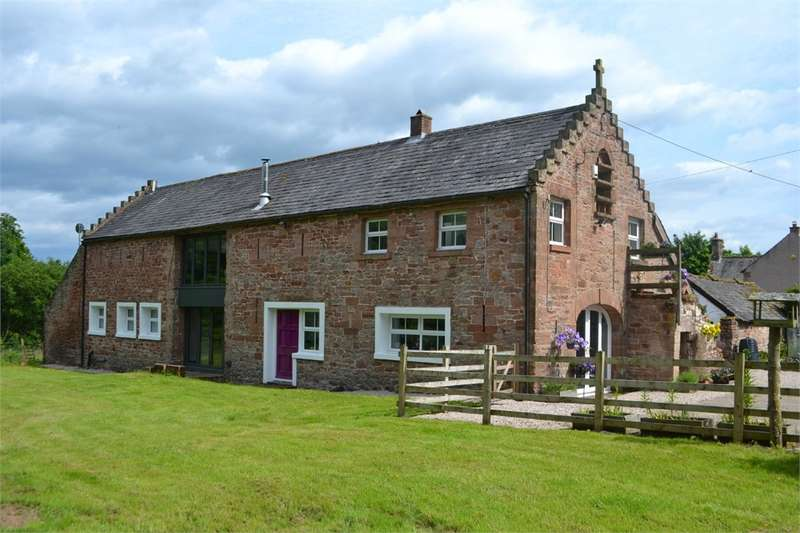 4 Bedrooms Detached House for sale in CA6 5TY Longtown, Carlisle, Cumbria
