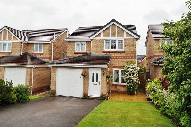 3 Bedrooms Detached House for sale in CA3 0PB Wolsty Close, Stanwix, Carlisle, Cumbria