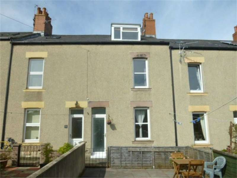3 Bedrooms Terraced House for sale in CA7 1BE Quarry Street, Fletchertown, Wigton, Cumbria
