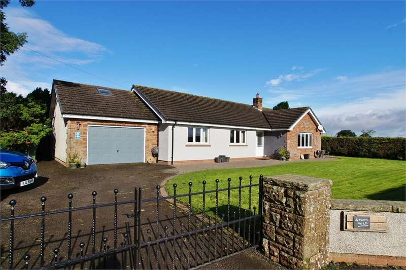 3 Bedrooms Detached Bungalow for sale in CA7 0PA Biglands, Wigton, Cumbria