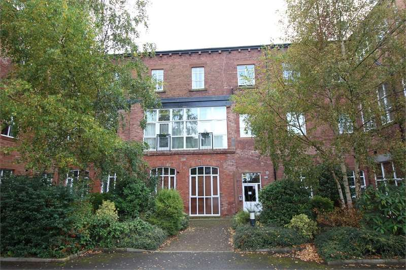 1 Bedroom Flat for sale in CA2 5HF Waterside House, Denton Mill Close, Denton Holme, Carlisle, Cumbria
