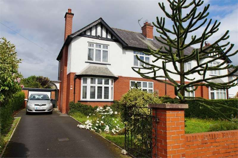 4 Bedrooms Semi Detached House for sale in CA1 3HA London Road, Carlisle, Cumbria