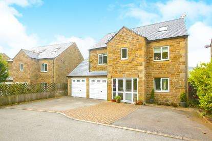 5 Bedrooms Detached House for sale in Burbage Heights, Buxton