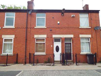 2 Bedrooms Terraced House for sale in Leegrange Road, Manchester, Greater Manchester