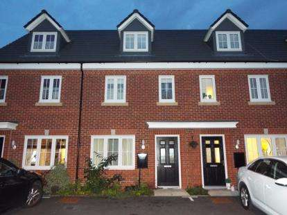3 Bedrooms Terraced House for sale in St Johns Gardens, Failsworth, Manchester, Greater Manchester