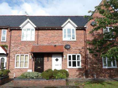 2 Bedrooms Terraced House for sale in The Pines, Warford Park, Faulkners Lane, Knutsford