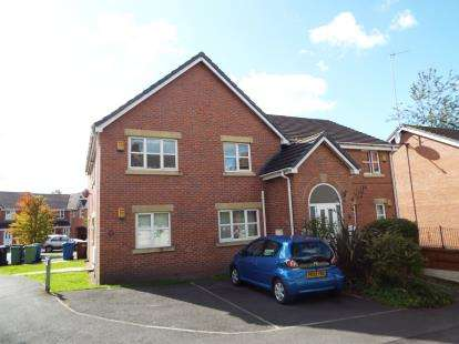 2 Bedrooms Flat for sale in Peace Street, Atherton, Manchester, Greater Manchester