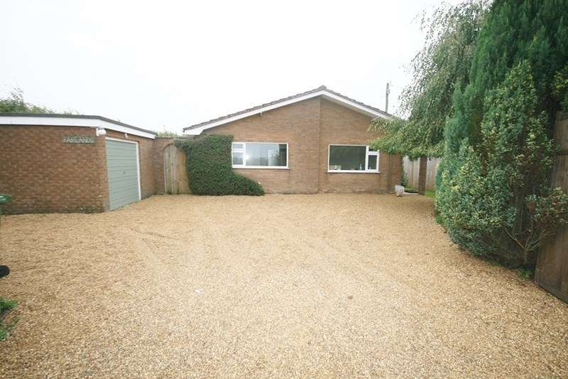 4 Bedrooms Detached Bungalow for sale in Foundry Corner, Attleborough