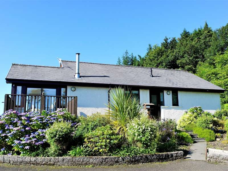 2 Bedrooms Bungalow for sale in Lasata Bullwood Road, Dunoon, PA237QL