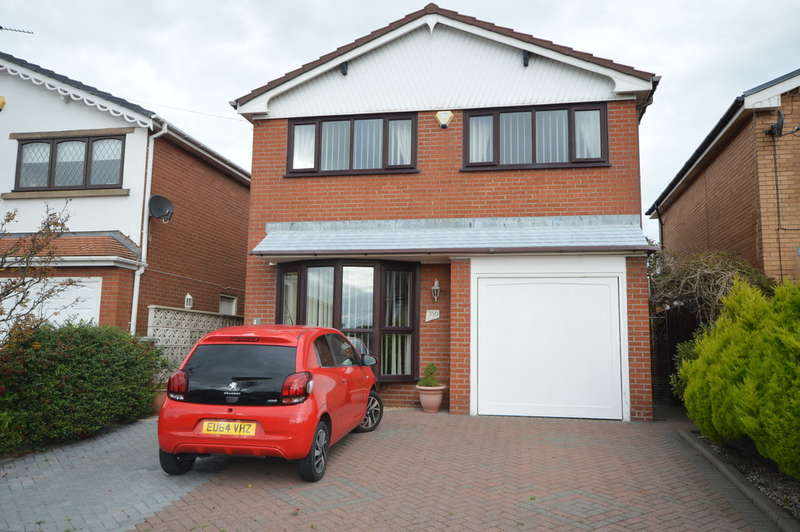 4 Bedrooms Detached House for sale in Vicarage Lane, Marton