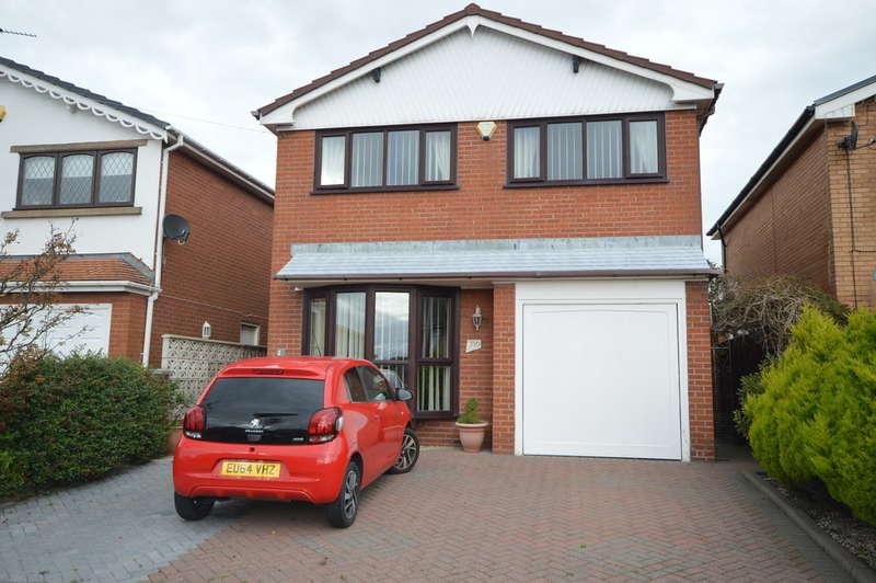 4 Bedrooms Detached House for sale in Vicarage Lane, Marton