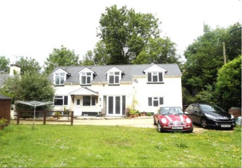 4 Bedrooms Detached House for sale in Lon Ysgubor, Rhiwbina, Cardiff