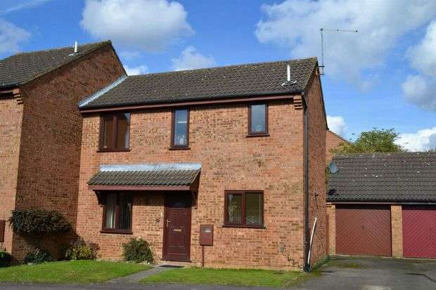 3 Bedrooms Semi Detached House for sale in Shatterstone, East Hunsbury, Northampton NN4 0TW