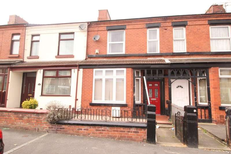 3 Bedrooms Terraced House for sale in Boundary Road, St. Helens, WA10