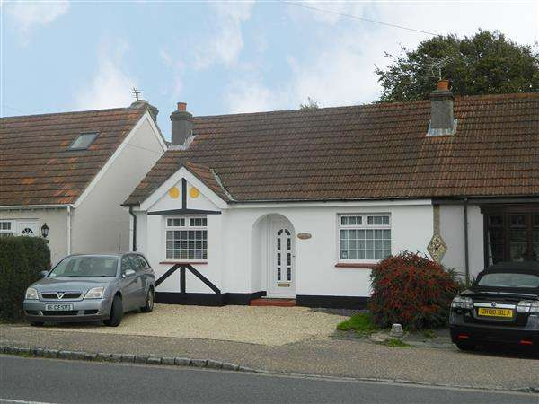 2 Bedrooms Semi Detached House for sale in 'Chancton', 13 Lidsey Road, Chichester