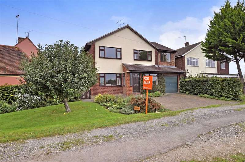 4 Bedrooms Detached House for sale in Broads Green, Great Waltham