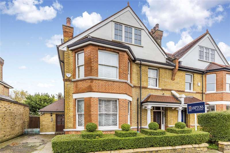 6 Bedrooms Semi Detached House for sale in Howards Lane, London, SW15