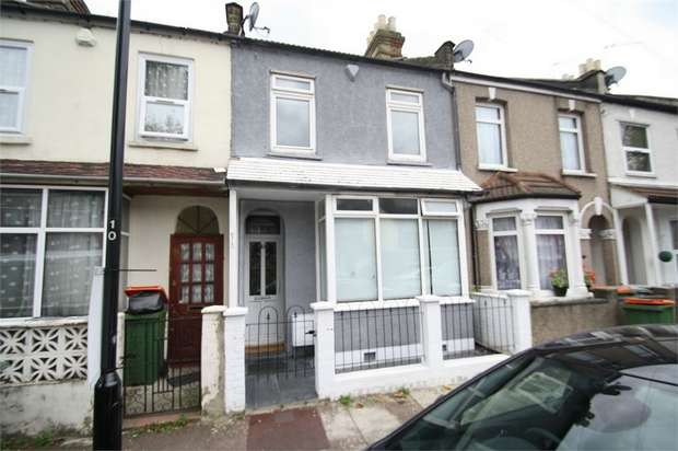 2 Bedrooms Terraced House for sale in Arragon Road, East Ham, London